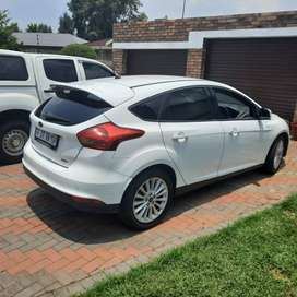 Ford Focus 1 L Eco Boost 2016
