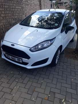 EcoBoost fiesta, low mileage