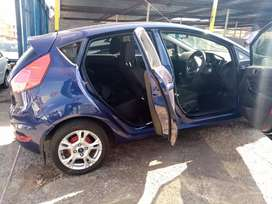 FORD FIESTA 1.0 LITRE 2017