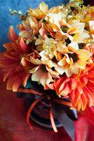 Flower Box w jesiennej tonacji