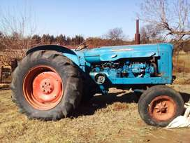 Fordson Major Tractor