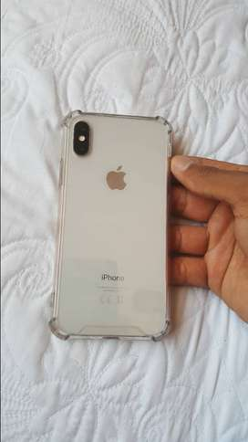 Iphone x 64gb 5 months old