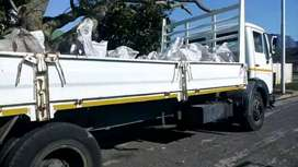 8ton truck for hire