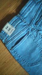 Spodnie rurki, skinny Pull&Bear Nowe!