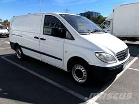 Mercedes Benz Vito For Rental