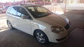 2008 vw polo 1.9tdi highline
