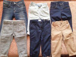 Фирменные джинсы, штаны ( H&M, Benetton, Sergent major, Z)