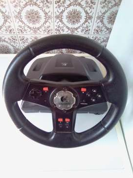 PS2 and PC Steering Wheel