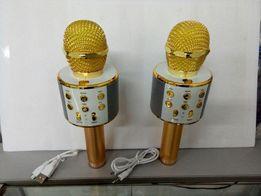 Беспроводной караоке микрофон WSTER WS 858 Магазин в Днепре. Розн, опт