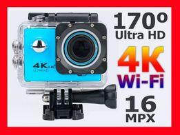 Экшн камера 4K Ultra HD 170º WiFi, вайфай, GoPro, видеорегистратор