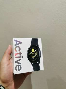 Samsung Galaxy Watch Active New/Sealed