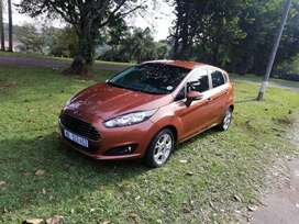 2015 FORD FIESTA 1.0 ECOBOOST AUTOMATIC. POWER SHIFT. FULL SERVICE