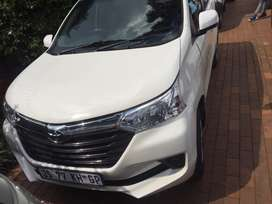 The beautiful Toyota Avanza for Sale