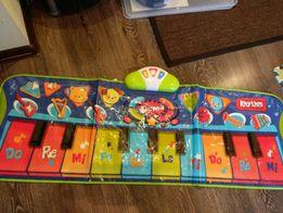 Mata edukacyjna pianino