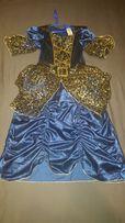 Suknia Kostium Strój Czarodziejki 5-6 lat