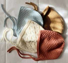 Baby and Toddler Bonnets