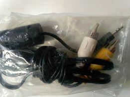 Различные кабеля для аудио-видео техники(новые)