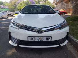 2015 Toyota Corolla Prestige 1.4 D4D with leather seats