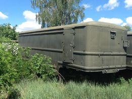 Полуприцеп-фургон ОДАЗ-828