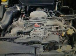 Двигатель EJ25 2.5 Subaru Outback мотор двігун контрактный