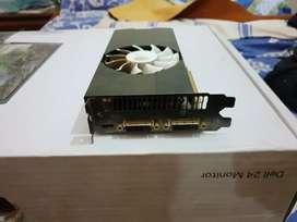Graphic card and cpu
