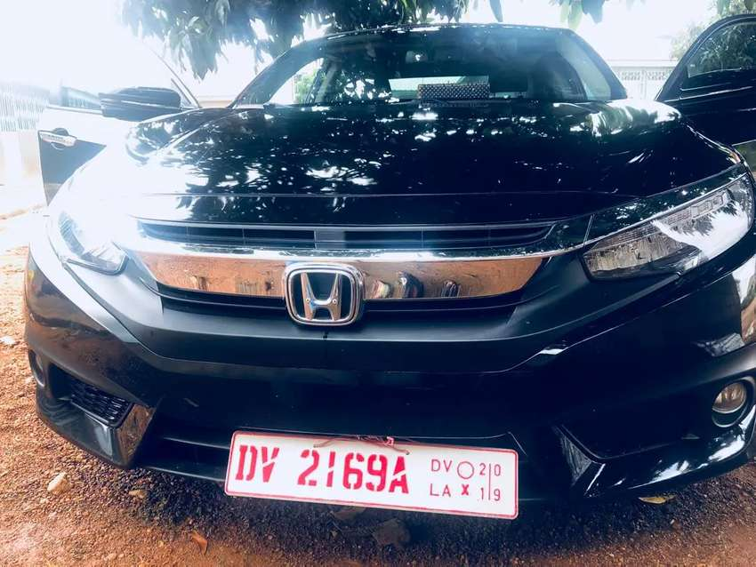 Honda civic touring 2017 Model 0