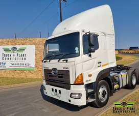 2016 Hino 700 Low Roof Cab (#2657)