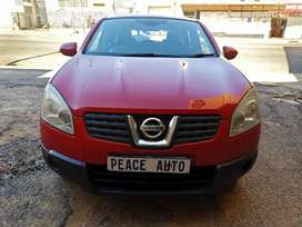 2009 Nissan qashqai 2.0 available for sale