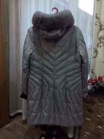 Пальто зима. Очень теплое
