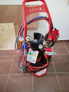 Afrox oxo acetylene potra pa