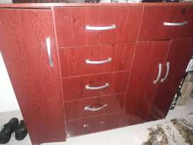 Chest of drawers.  Still in good condition.