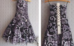 Вечернее платье (выпускное)