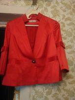 Супер модный новый женский пиджак 48 размера