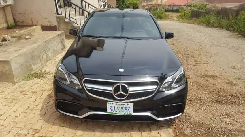 Benz e350 upgraded to 2015 abuja 0