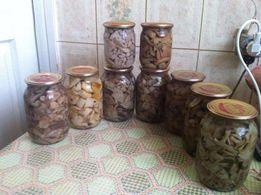Продам вкусные консервированные грибы - цена от 50 грн