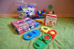 Zestaw 4 zabawek dla malucha