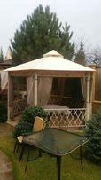 Изготовление ПВХ тентов,поши зонтов, маркиз, садовых беседок, палаток.