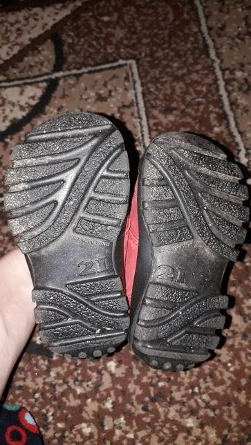 Ботинки(сапожки)GORE-TEXдемисезонные на девочку Кривой Рог - изображение 5