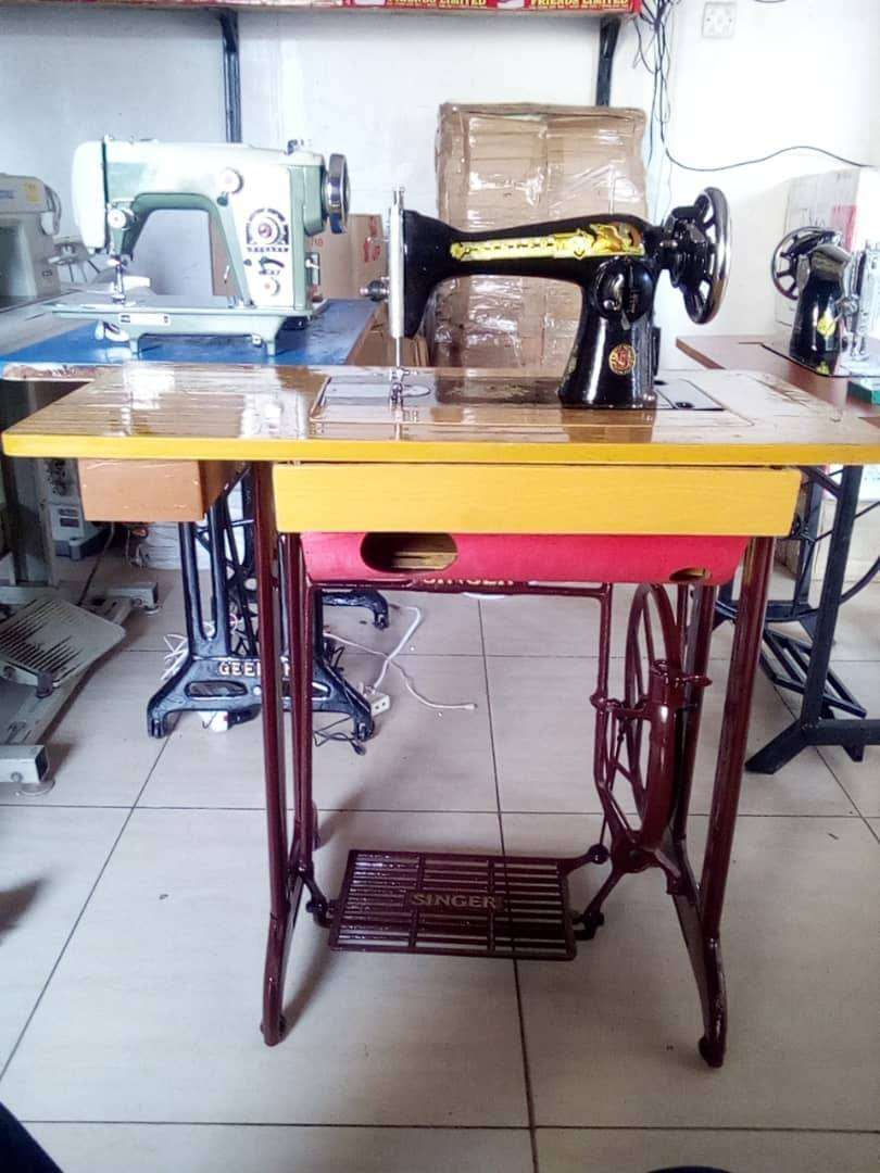 Sewing machines for sale in uganda 0
