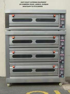 Electric or gas baking oven all size fromR11900
