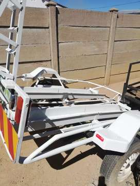 Double motorbike Trailer for Sale