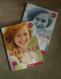 Niemiecki dla początkująch Mensche A1.1 Pakiet Kursbuch undArbeitsbuch
