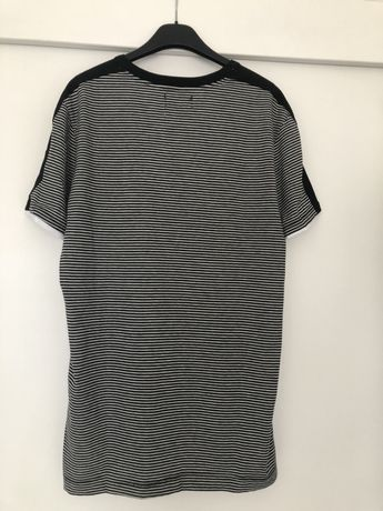 T-shirt Fred Perry rozm. XL w paski Kęty - image 3