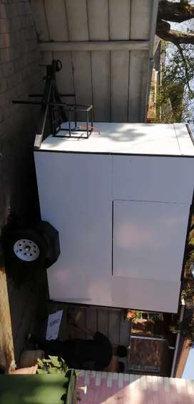 Mobile Kitchen, Food Trailers