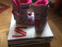 Горнолыжные ботинки Salomon размер 23,5; 24