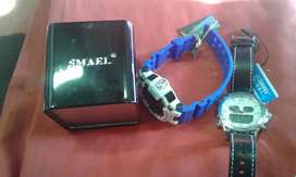 Smael sport watches new boxed