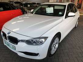 /2012 BMW 320d F30 Auto-Full house-Only 152500km-R179900