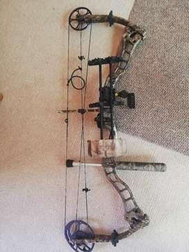 Hunting bow 70 pound