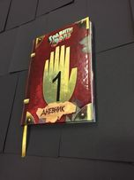 Дневник Диппера 1 Гравити Фолз Gravity Falls на русском