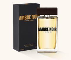 200zł->165 korzenna orientalna woda toaletowa Ambre Noir yves rocher
